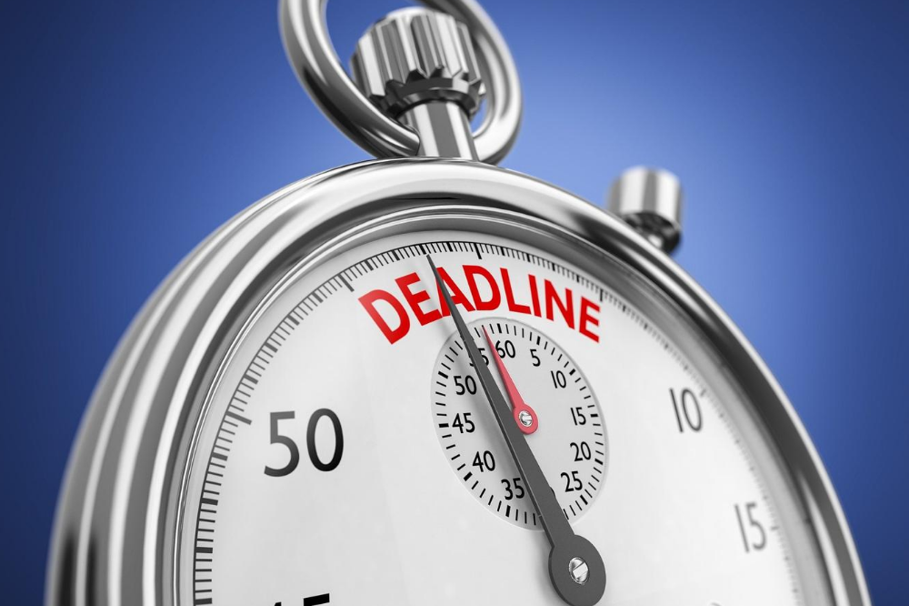 Deadline of 31 August 2020 for application concerning justified state aid