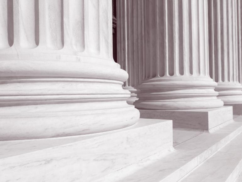 Delovanje sodišč v času razglašene epidemije
