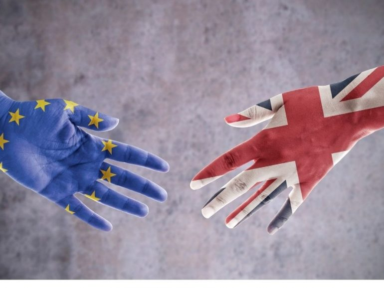 Sporazum o trgovini in sodelovanju med Evropsko unijo in Združenim kraljestvom